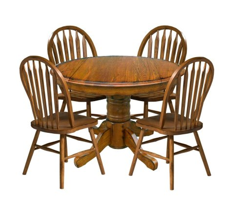 Buy Low Price Intercon Mill Creek Round Square Drop Leaf