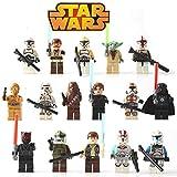 I-STYLE レゴ LEGO 互換 STAR WARS スター ウォーズ 16体セット ミニフィグ