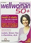 Vitabiotics Wellwoman 50+  30 Tablets
