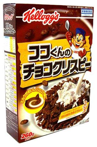 ケロッグ チョコクリスピー 260g×5個