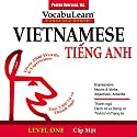 VocabuLearn: Vietnamese, Level 1 Audiobook by  Penton Overseas, Inc. Narrated by  uncredited