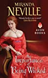 The Importance of Being Wicked (The Wild Quartet Book 1)