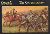 The Conquistadores - 1/72 Plastic Soldiers by Caesar Miniatures