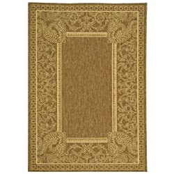 "Abaco Indoor Outdoor Polypropylene 2' 7""x 5' Rug"