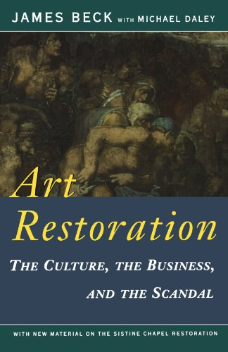 Art Restoration: The Culture, the Business, and the Scandal