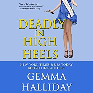 Deadly in High Heels Audiobook