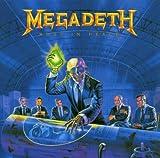 echange, troc Megadeth - Rust In Peace - Copy control