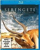 Serengeti - Im Reich der Antilopen [Blu-ray]