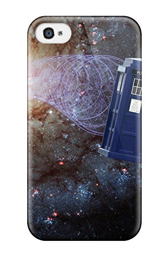 Shock-Dirt Proof Hubble Space Telescope Case Cover For Iphone 4/4S