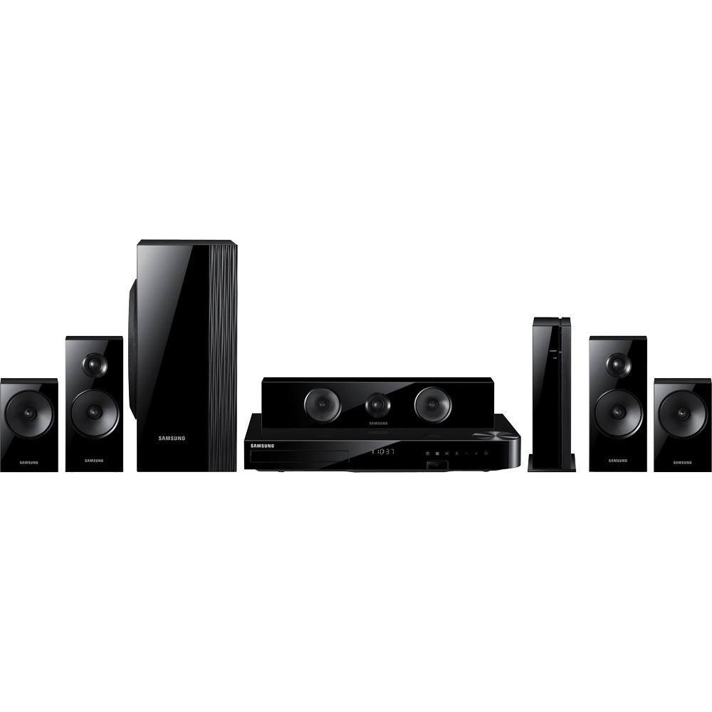 Samsung HT-F5500W 3D Blu-Ray Home Theater System (2013 Model)