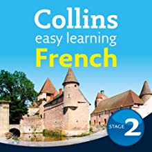 French Easy Learning Audio Course Level 2: Learn to speak more French the easy way with Collins Audiobook by Rosi McNab Narrated by  Collins