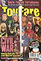 Toyfare #114 February 2007 Featuring Civil War and Futurama