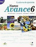 Nuevo Avance 6 .Cuaderno de ejercicios +CD