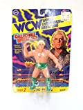 WCW Collectible Wrestlers Series 2 Ric Flair - Rare Green Trunks
