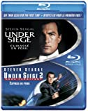 Under Siege / Under Siege 2: Dark Territory (Double Feature) // Cuirassé en péril / Express en péril (Programme Double) (Bilingual) [Blu-ray]