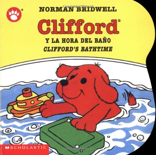 Cliffords bathtime norman bridwell