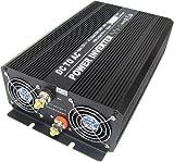 Cablematic - Inversor eléctrico onda modificada 12V a 220V de 3000W