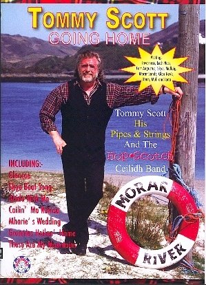 Tommy Scott - Going Home [DVD]