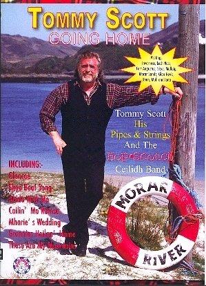 Tommy Scott - Going Home [DVD]
