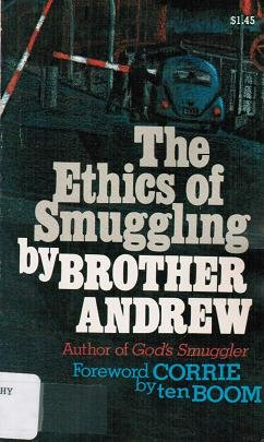 The ethics of smuggling