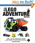 The LEGO Adventure Book: Cars, Castl...