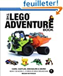 The Lego Adventure Book: Cars, Castle...