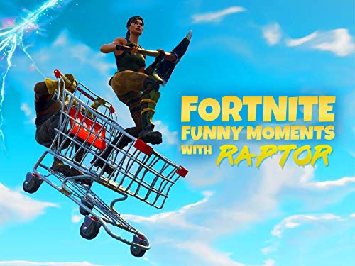 Clip: Fortnite Funny Moments with Raptor on Amazon Prime Video UK