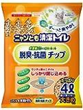 花王 ニャンとも清潔トイレ 脱臭・抗菌チップ大きめの粒 4L