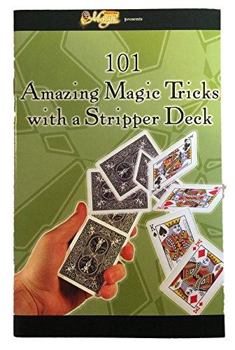 101 Magic Tricks with a Stripper Deck Booklet