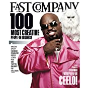 Audible Fast Company, June 2012 | [Fast Company]