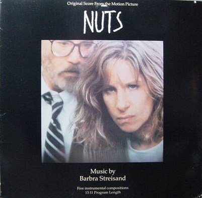 NUTS - ORIGINAL MOTION PICTURE SCORE - 12 EP by Barbra Streisand,&#32;Jeremy Lubbock and Randy Waldman