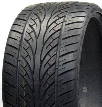 Lionhart LH-Eight All-Season Radial Tire - 255/30ZR24 (Car Rims 24 Inch With Tires compare prices)