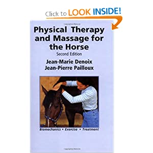 Physical Therapy and Massage for the Horse [Hardcover]