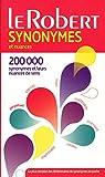 Dictionnaire des synonymes et nuances...