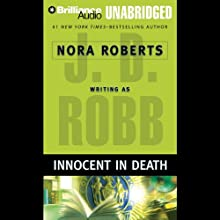 Innocent in Death: In Death, Book 24 Audiobook by J. D. Robb Narrated by Susan Ericksen