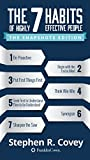 The 7 Habits of Highly Effective People: Snapshots Edition