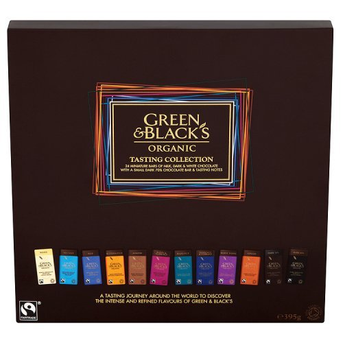 Green & Black's Organic Tasting Collection, 395 g
