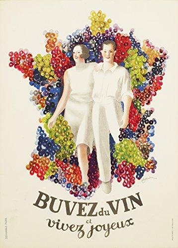 millesime-bieres-vins-et-spiritueux-buvez-du-vin-et-vivez-joyeux-par-leonetto-cappiello-environ-1933
