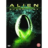Alien Quadrilogy (9 Disc Complete Box Set) [DVD] [1979]by Sigourney Weaver