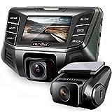REXING S500 Dash Cam Pro 1080P Wide