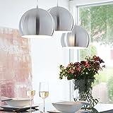 Designer-Pendelleuchte-Viviana-Aluminium-Hngelampe-1x-E27-max-60W-ohne-Leuchtmittel