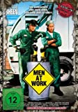 DVD Cover 'Men at Work (Action Cult, Uncut)