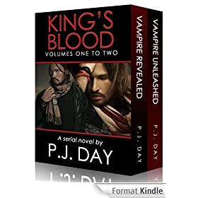 King's Blood: Vampire Revealed & Vampire Unleashed