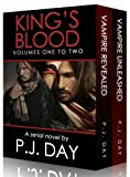 img - for King's Blood: Vampire Revealed & Vampire Unleashed (A Serial Novel, Parts 1 & 2) book / textbook / text book