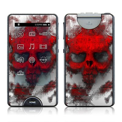 War Light Design Protector Skin Decal Sticker for Sony Walkman X Series ibanez 1000pgjb paul gilbert pick