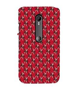 EPICCASE offbeat stars Mobile Back Case Cover For Moto X Style (Designer Case)