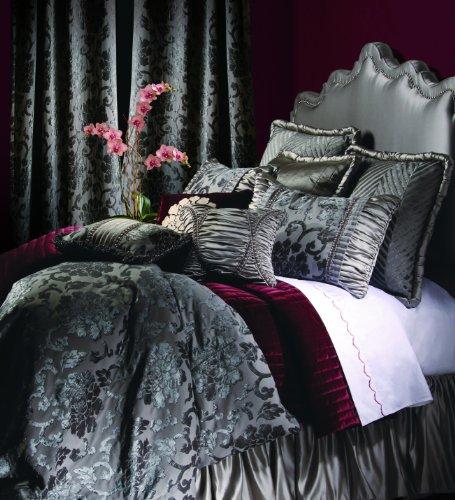 Jennifer Taylor 4-Piece La Rosa Comforter Set, Oversize