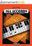 264 accords pour orgue, piano, synth�...