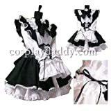 Gothic Lolita Sweet Maid Cosplay cumotized any size