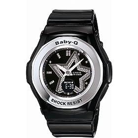 【クリックで詳細表示】[カシオ]CASIO 腕時計 Baby-G ベビージー Star Index Series BGA-103-1BJF レディース